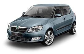 Škoda Fabia II Facelift Automat