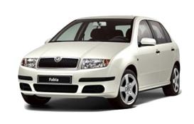 Škoda Fabia I