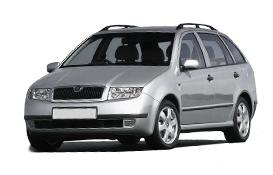 Škoda Fabia I Combi