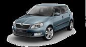 Škoda Fabia II Facelift