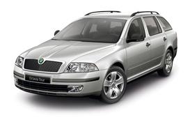 Škoda Octavia II Combi